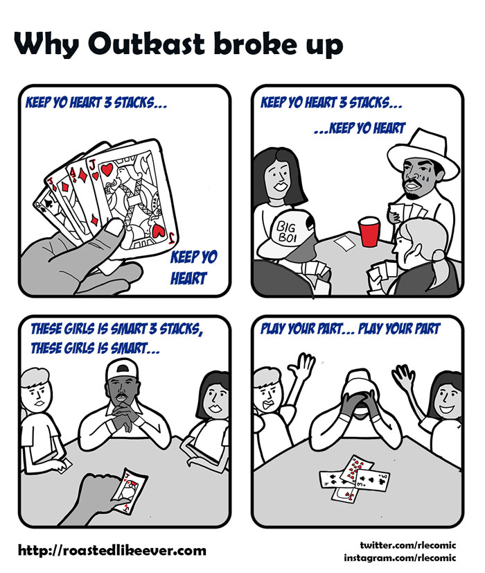 Why Outkast broke up