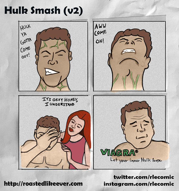 Hulk Smash v2