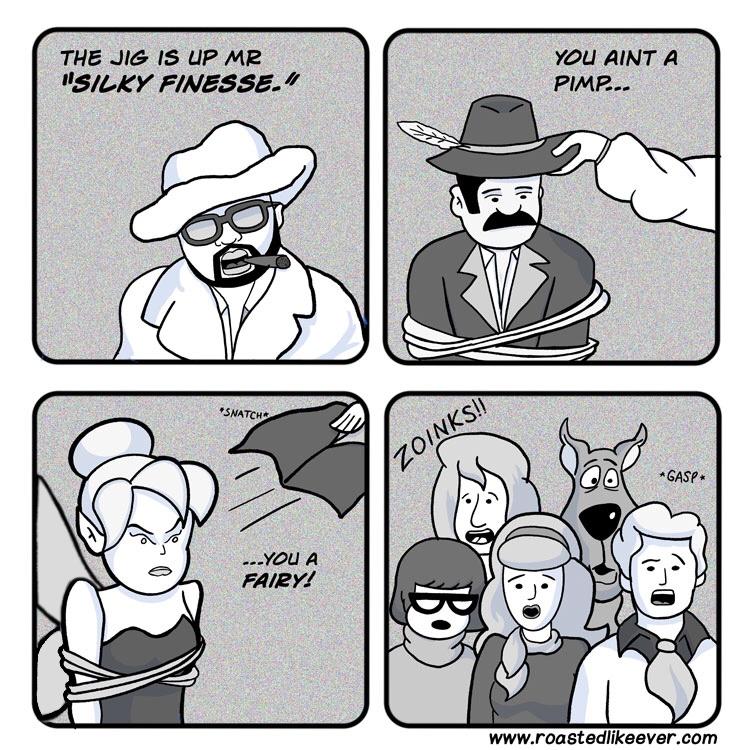 Detective PimpaChu