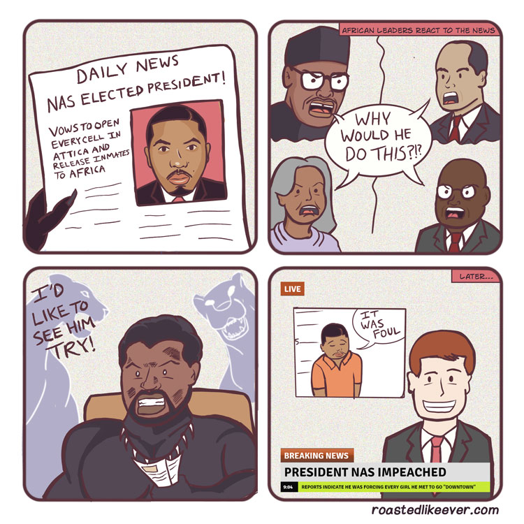 President Nas