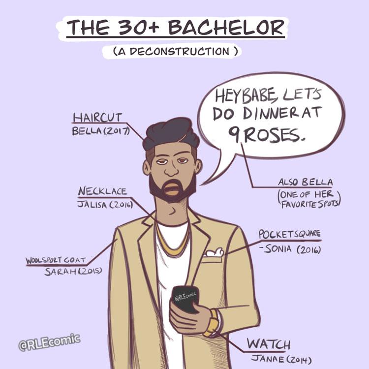 The 30+ Bachelor