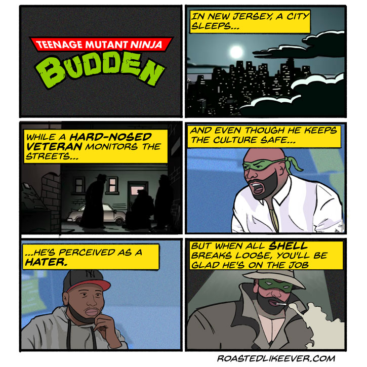 Teenage Mutant Ninja Budden
