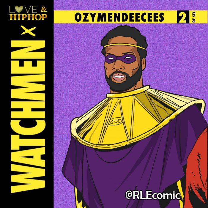 Watchmen x L&HH: Ozymendeecees