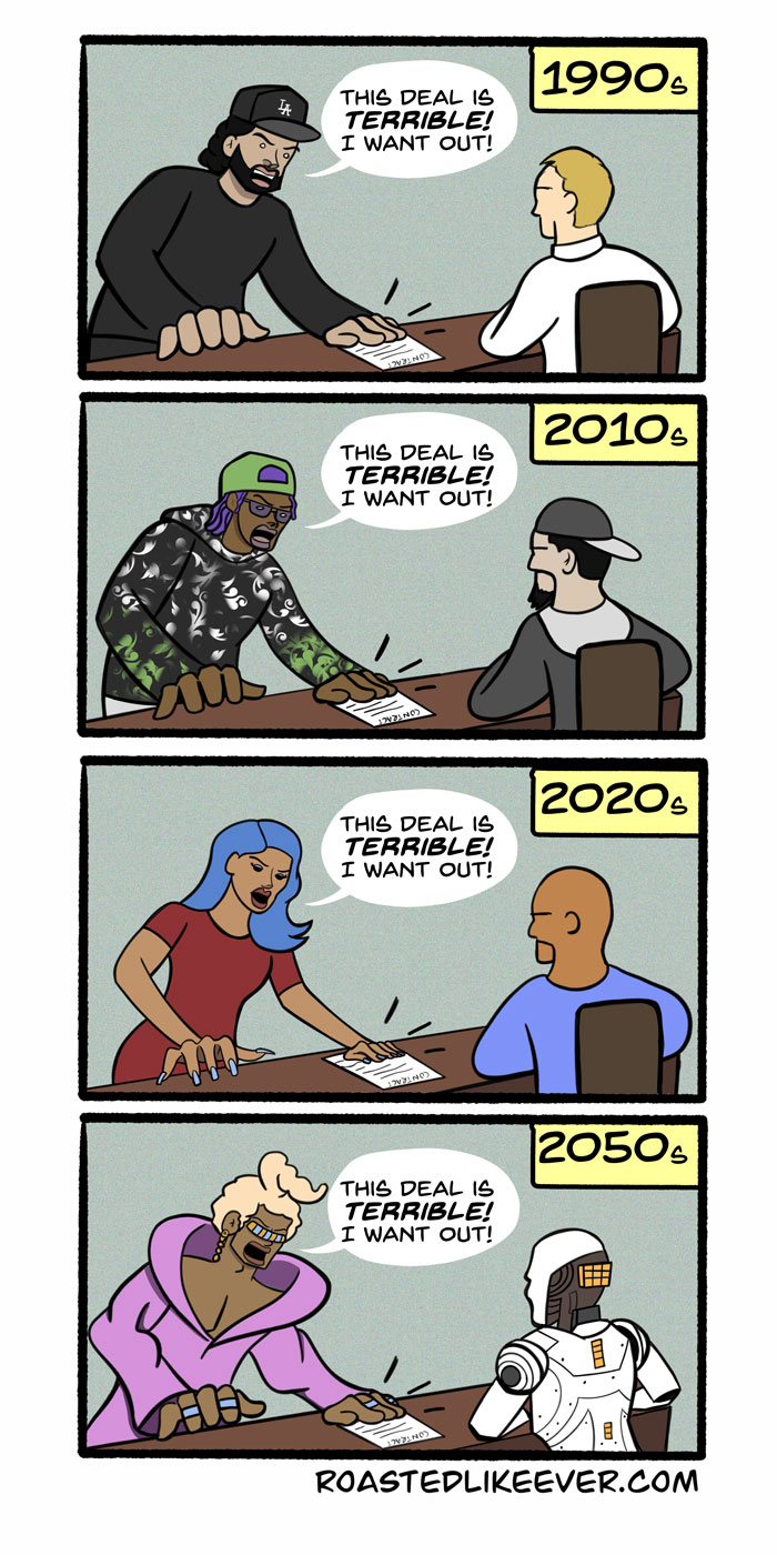 The More Things Change…