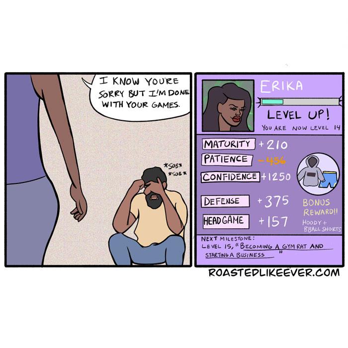 Level Up pt 2.