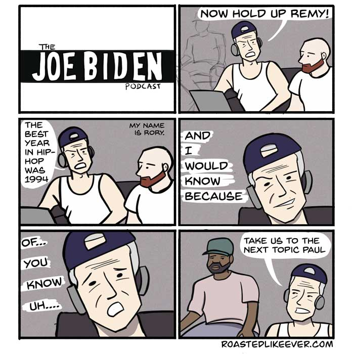 The Joe Biden Podcast