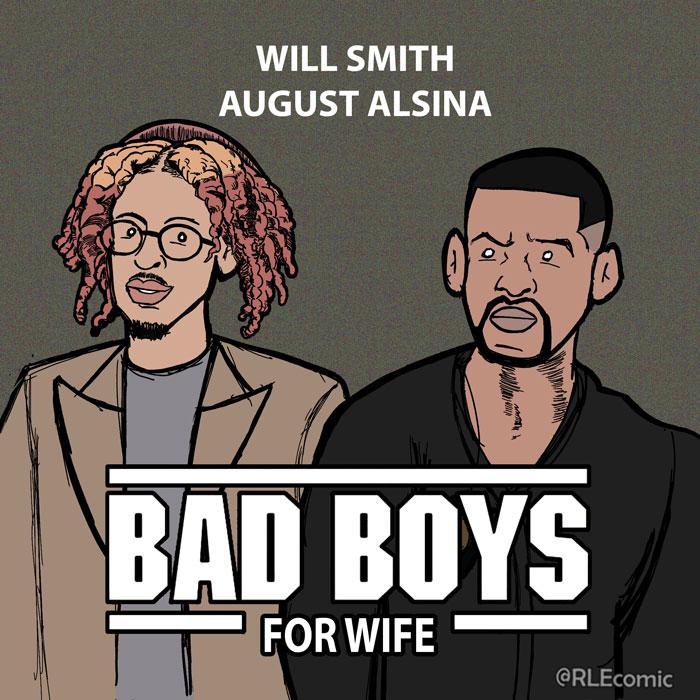 Bad Boys 4 Wife
