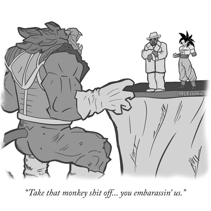 Monkey Ish