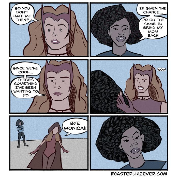 Ungrateful Witch